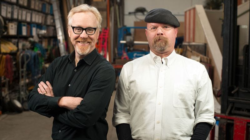 Illustration for article titled This MythBusters tribute is explosive