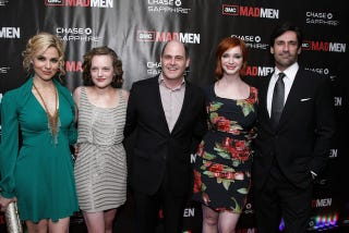 Illustration for article titled Mad Men To Go On For Three More Seasons