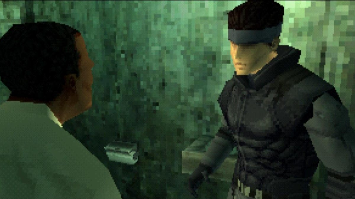 Metal Gear Solid Retrospective: 'You Enjoy All The Killing, That's Why'