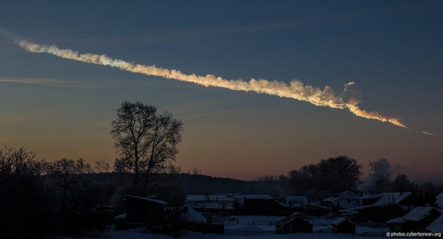 A Huge Asteroid Exploded Above Earth, and You Totally Missed It