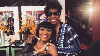 Illustration for article titled Patti LaBelle andGladys Knight Make the Perfect Diva Sandwich