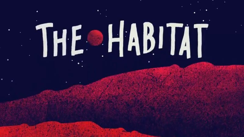 Illustration for article titled The Habitat and Sandra, Two New Podcasts for Your Enjoyment