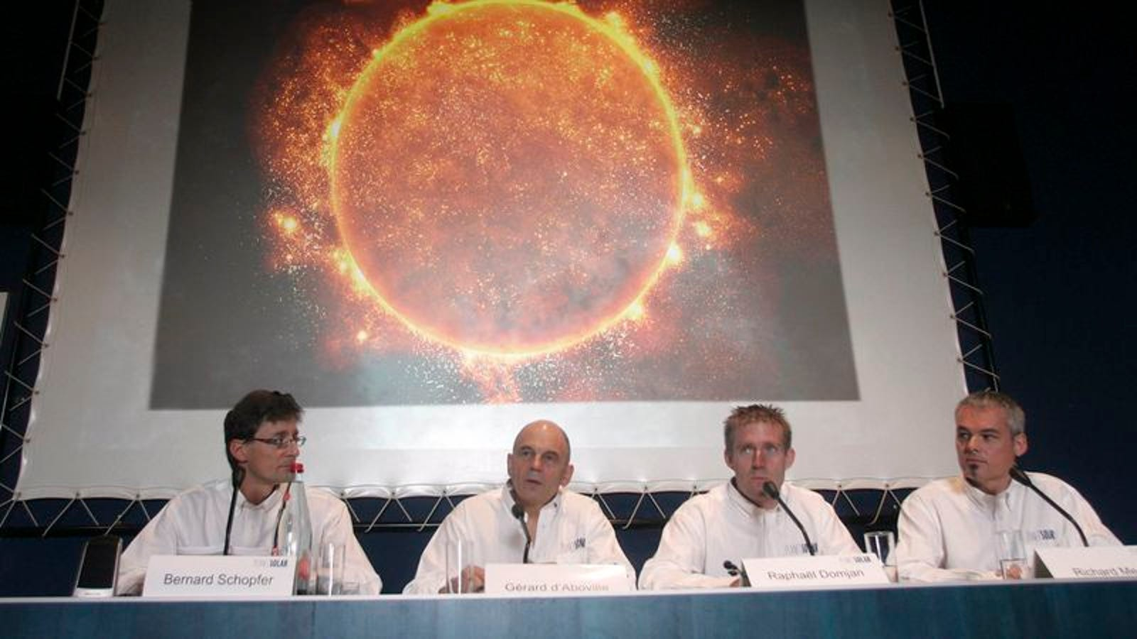Scientists Theorize Sun Could Support Fire-Based Life