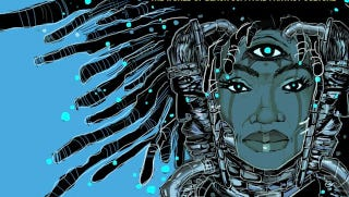 Illustration for article titled Ytasha Womack, Author of Afrofuturism, Is Here to Answer Questions!