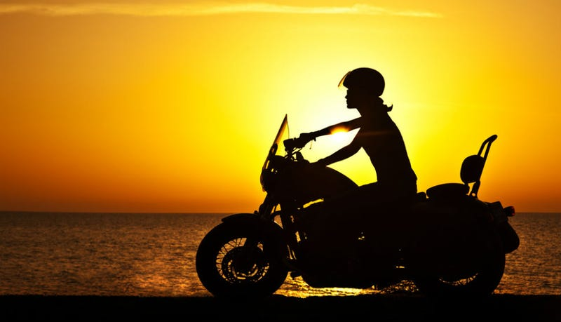 Illustration for article titled Motorcycles Make Ladies Happy, Says Totally Dubious Study