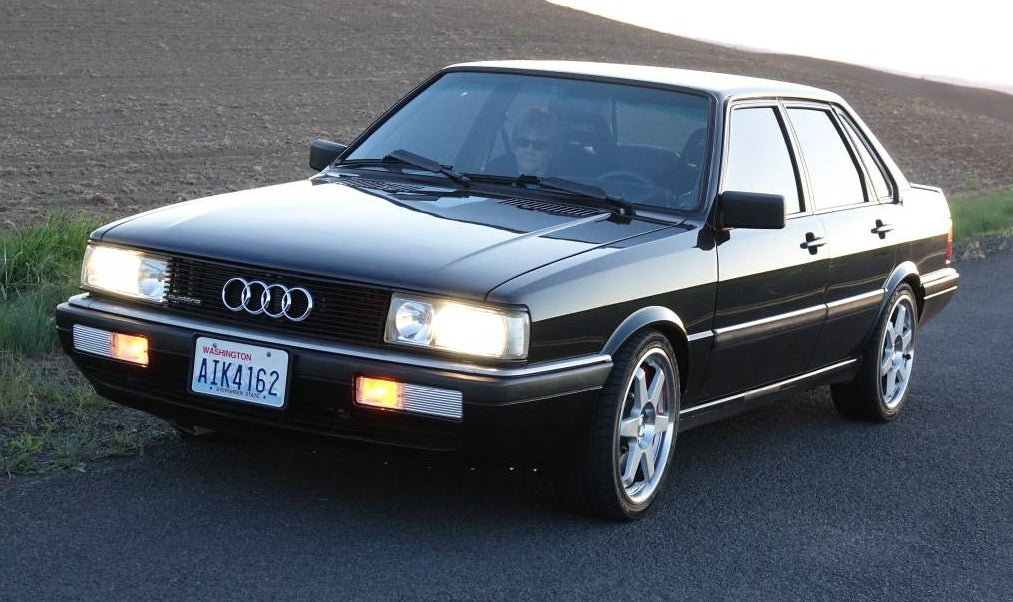 could this 1987 audi 4000 really be worth $25,000?1987 Audi 4000 Wiring #10