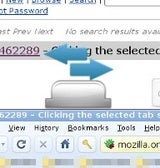 Illustration for article titled Move Tabs Shifts Your Firefox Tabs Around via Keyboard Shortcuts