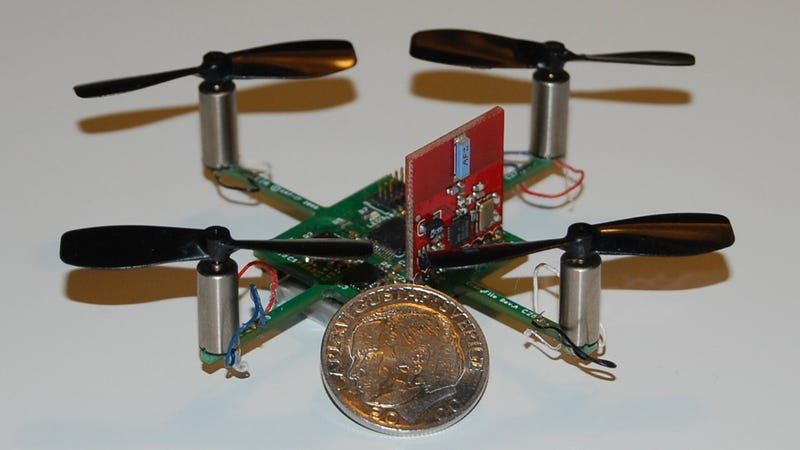 Illustration for article titled I Wish the CrazyFlie Quadrocopter Was on Sale Because I Want One Right Now