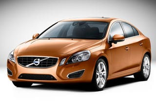 Illustration for article titled Volvo S60: New Look Just In Time For New Overlords!