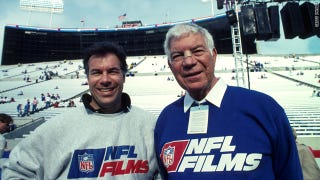 Illustration for article titled Ed And Steve Sabol: The NFL Dream Machine