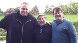 Illustration for article titled Steve Wozniak Slams US Government On Megaupload Case