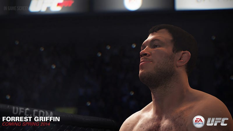 Illustration for article titled Here Are the Faces of EA Sports' UFC 2014