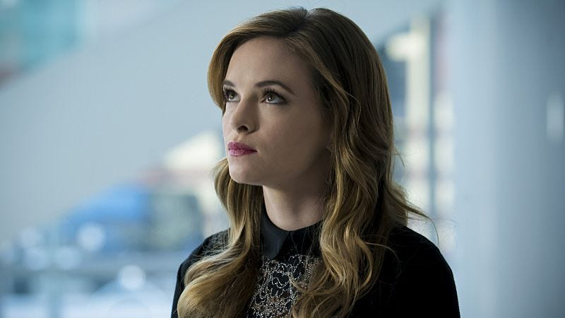 Danielle Panabaker/The CW