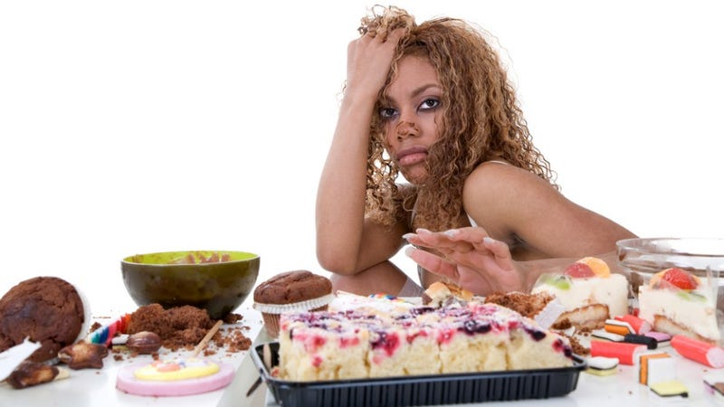 Illustration for article titled Working Women May Be More Susceptible To Diabetes Thanks To Stress Eating