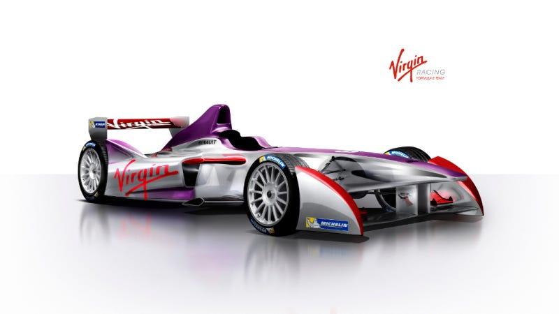 Illustration for article titled Virgin To Enter FIA Formula E Championship