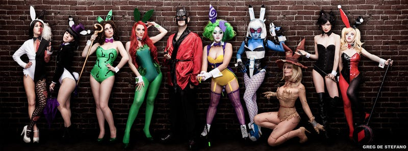 Illustration for article titled We Would Totally Watch A Batman Series Starring The Arkham Bunnies