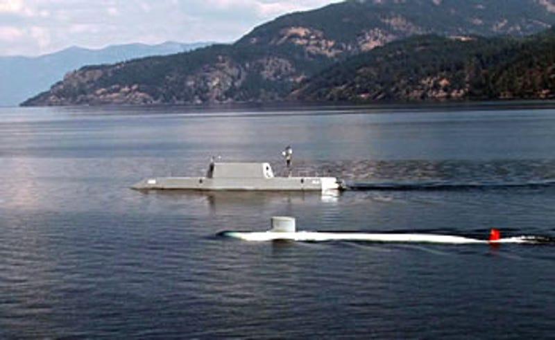 The Navys Most Vital And Secretive Submarine Base Is In Idaho - Us submarine bases map submar