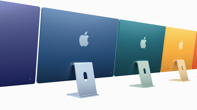 Apple s New iMacs Are Here, and They Look Powerful and Pretty