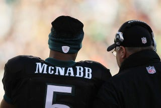 Illustration for article titled Andy Reid And Donovan McNabb Were Better Than Philly Wants To Remember