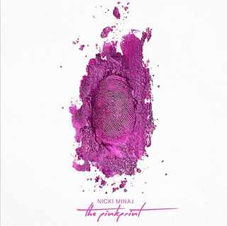 Nicki minajs album cover looks like kanye west designed it because he did malvernweather Gallery