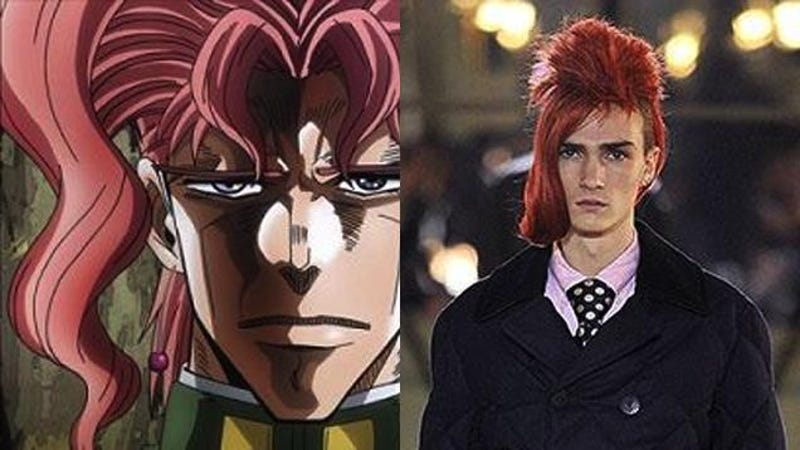 Manga Hair Is Spectacular In Real-Life