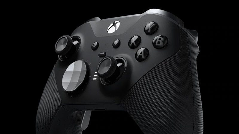 Illustration for article titled Hands-On With Microsoft's New Elite Controller