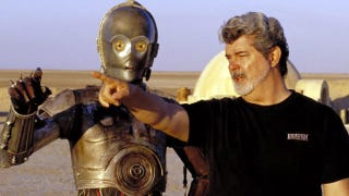 Illustration for article titled No, George Lucas does not have 50 hours of a live-action Star Wars TV show in the can