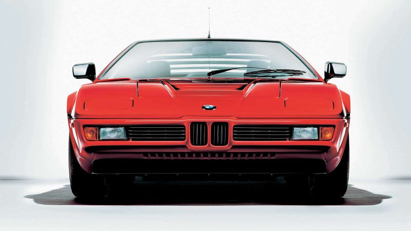 Illustration for article titled The Best Giorgetto Giugiaro Designs
