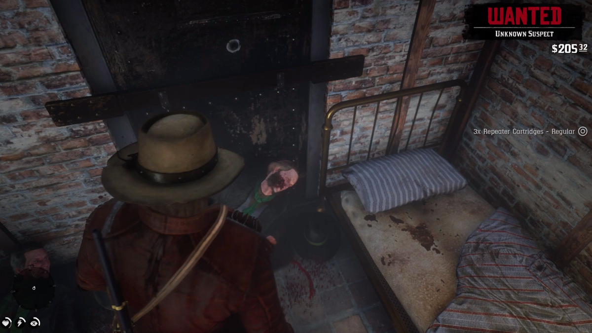 The Fun And Frustration Of That Doctor Robbery Early In Red Dead