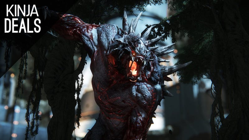 Illustration for article titled Today's Best Gaming Deals: Evolve for $40, Bloodborne, and a Lot More