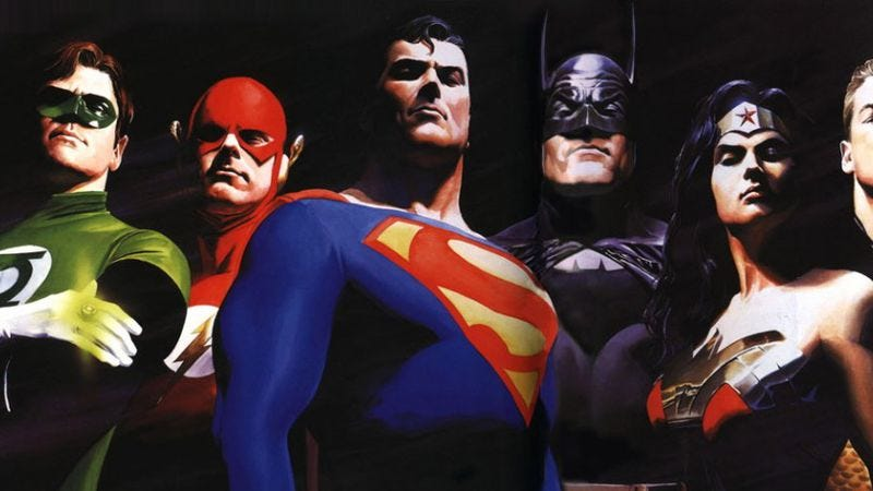 Illustration for article titled It's time to start talking about a Justice League movie again, apparently