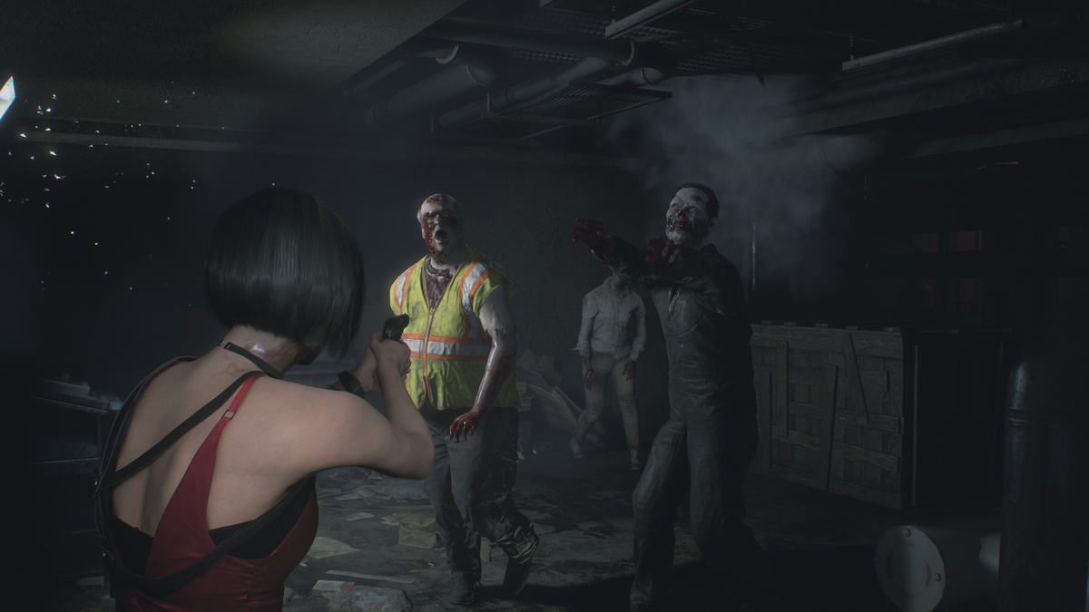 Nostalgia is deadlier than any zombie in the Resident Evil 2