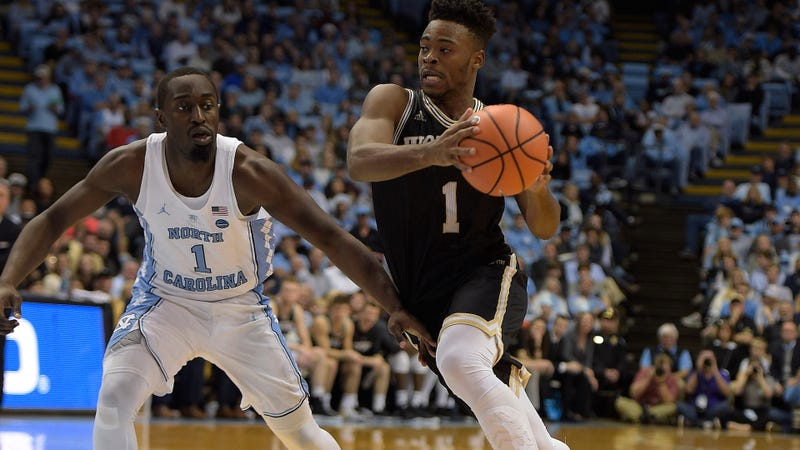 No. 5 North Carolina upset at home by Wofford