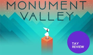 Illustration for article titled Monument Valley: The TAY Review
