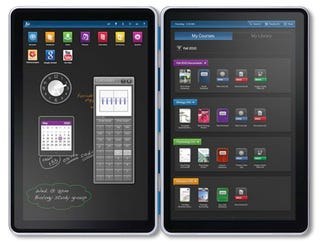 Illustration for article titled That Dual-Screened Kno Tablet Aimed at Students Will Cost $899