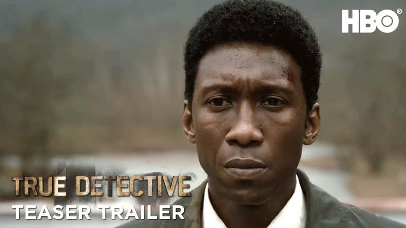 Illustration for article titled The First Mystery in Season 3 of True Detective Is WTF Is Up With Mahershala Ali's Wig?
