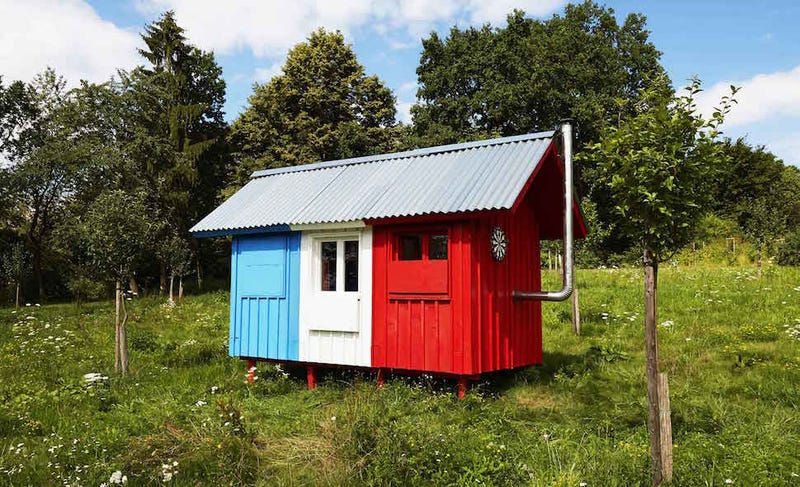 cost to build a tiny house. Image: Pin-Up Houses Cost To Build A Tiny House