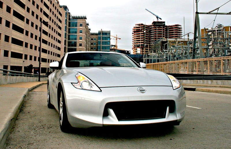 Illustration for article titled 2009 Nissan 370Z: First Drive