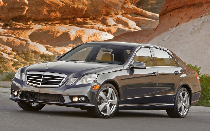 Illustration for article titled Wait, I Can Afford An E350?