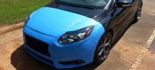 Illustration for article titled Ford Focus ST Owner Seriously Does Not Want Any Rock Chips
