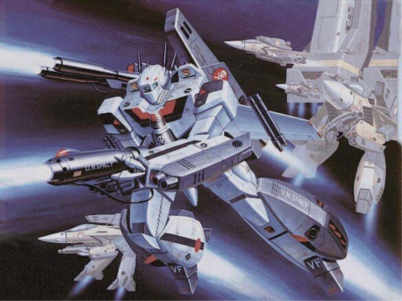 Illustration for article titled James Wan Eyeing Live-Action Robotech Movie