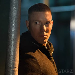 Joseph Sikora (Tommy Egan of Power)Starz Network