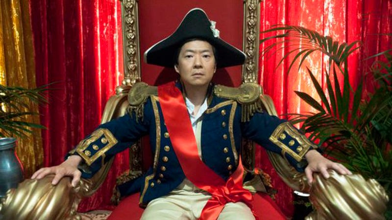 Illustration for article titled Ken Jeong says he will never leave Community