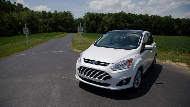 Illustration for article titled 2013 Ford C-Max: The Not Jalopnik Review