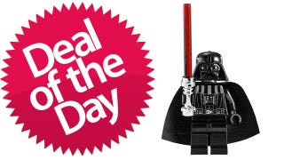 Illustration for article titled This Lego Death Star Is Your World-Destroying Deal of the Day