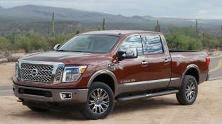 Illustration for article titled Nissan Titan event?
