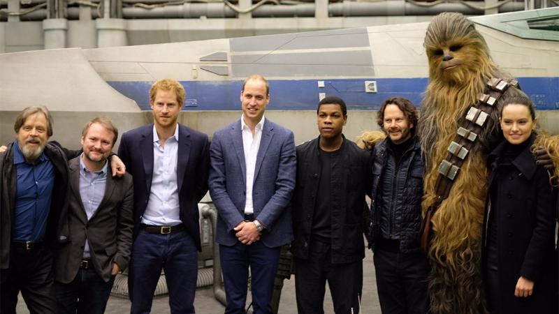 John Boyega Teases Tom Hardy Cameo in The Last Jedi