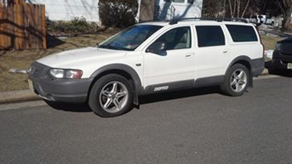 Volvo XC70: reviews of owners and photos 91