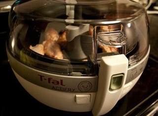 Illustration for article titled T-fal Actifry Review: Frying Without Oil