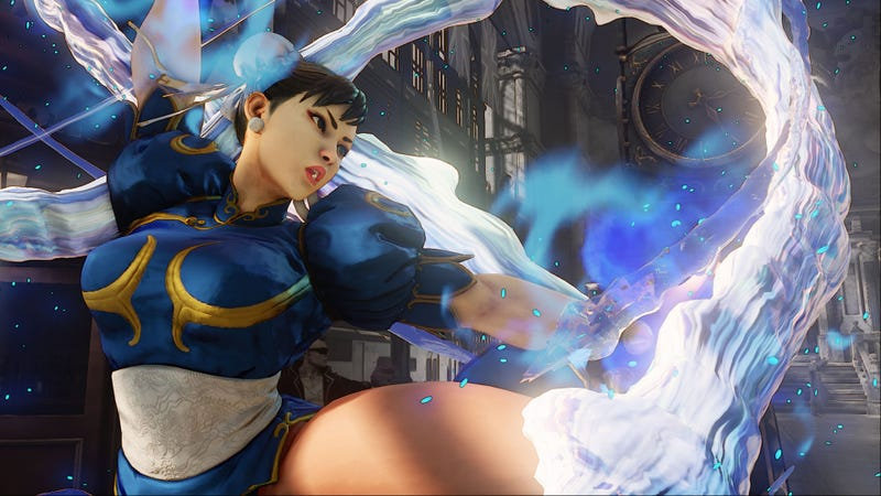Illustration for article titled Street Fighter V Will Be A Constantly-Evolving Fighting Platform